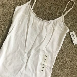 White old navy camisole